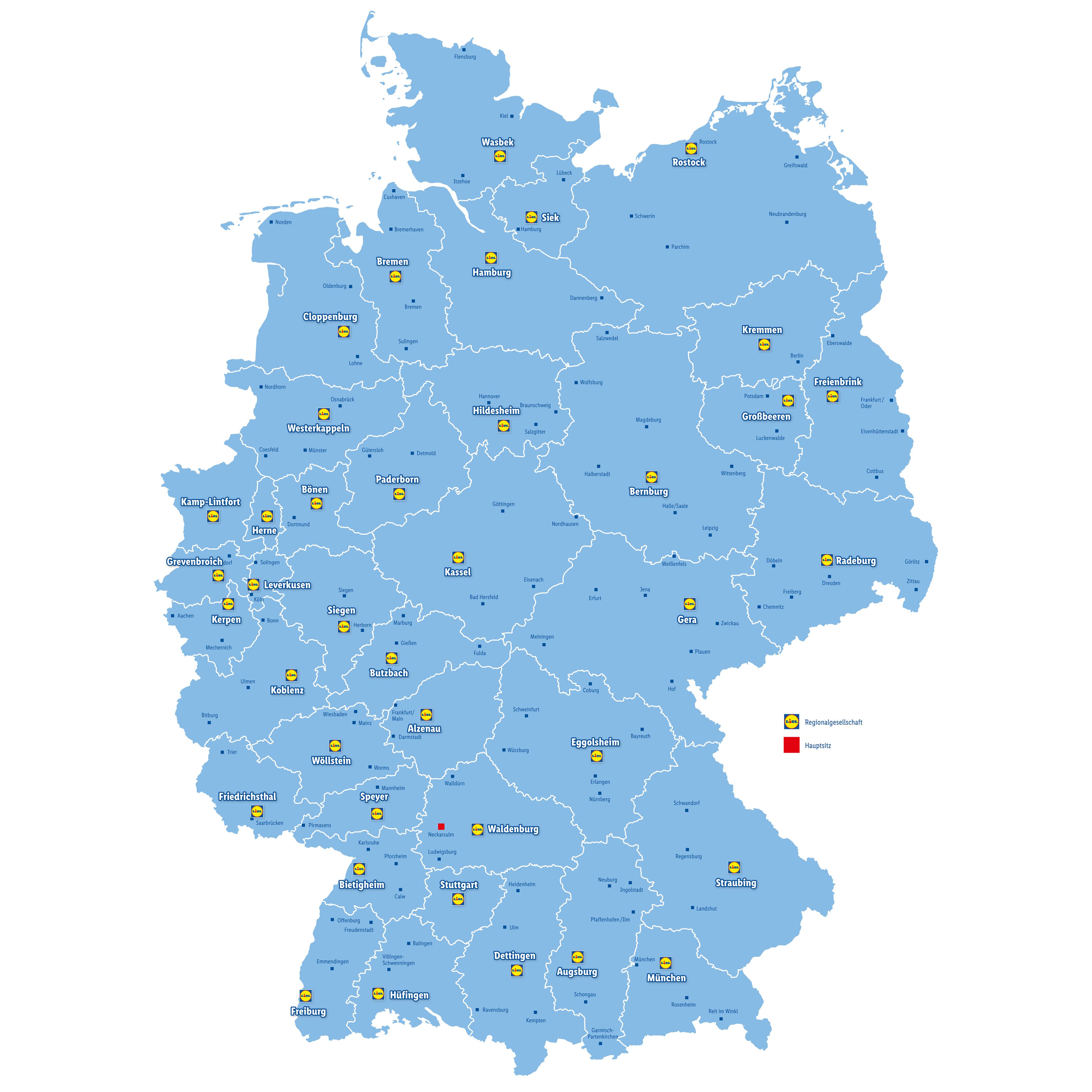 Regionalgesellschaften