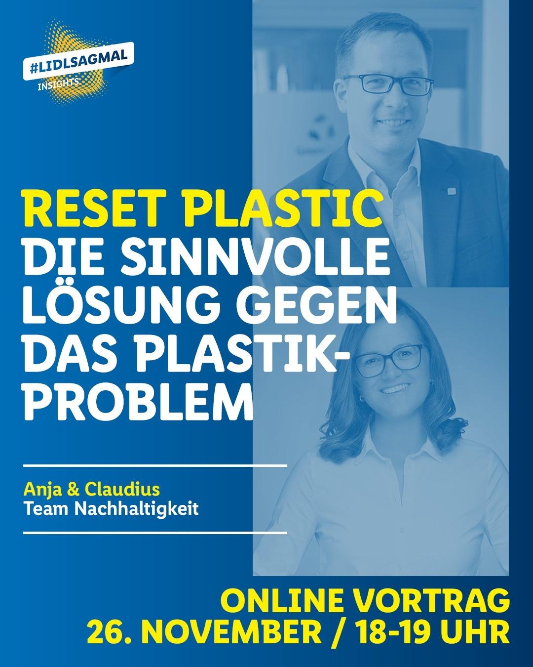 Online Vortrag Reset Plastic