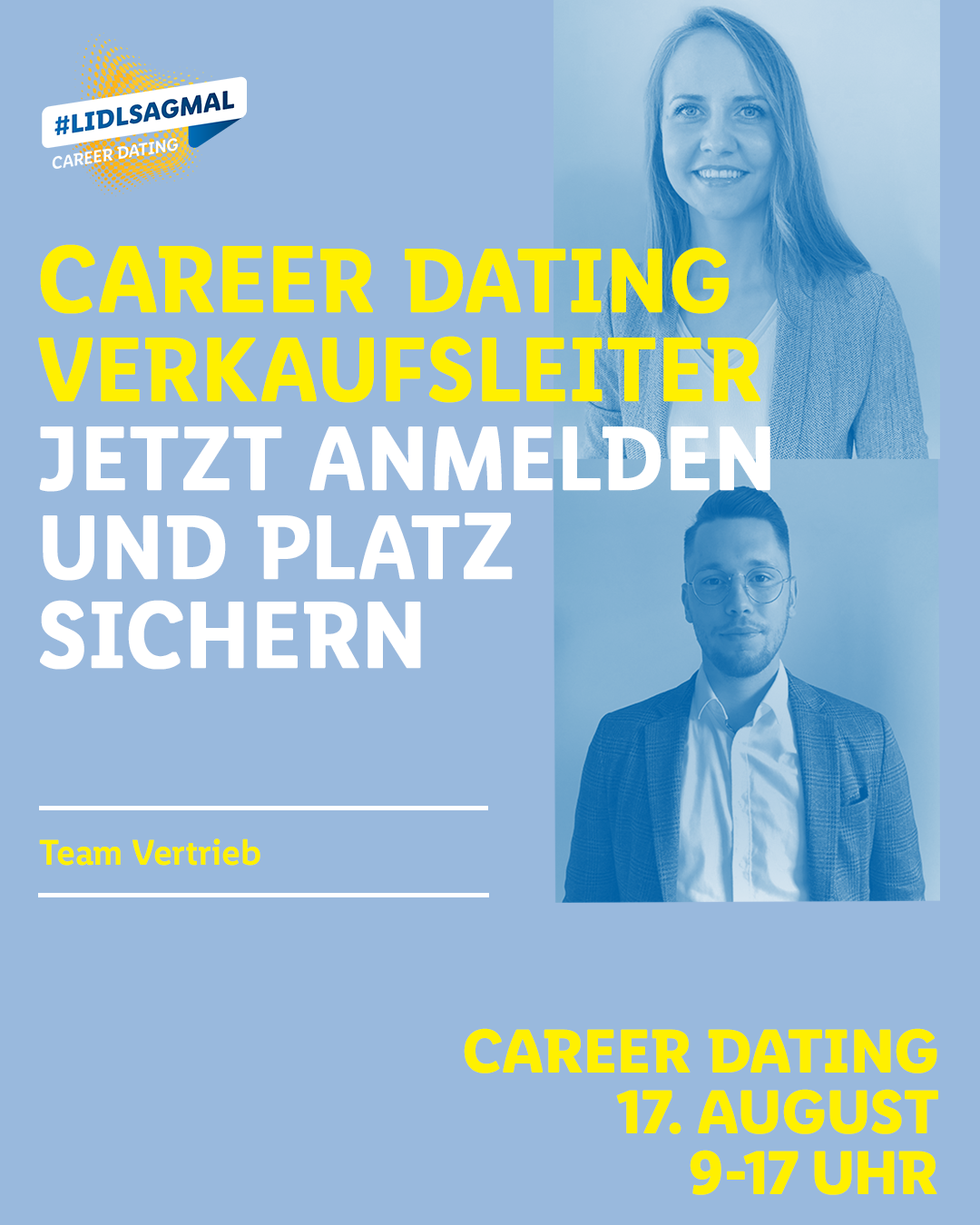 Lidl Career Dating Verkaufsleiter 17. August 2021