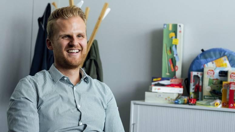 Marius, Einkäufer International Spielwaren bei Lidl