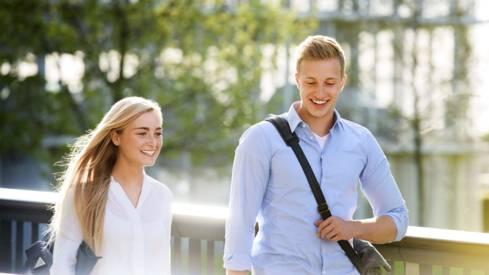 Schüler Ausbildung Übersichtsseite Header