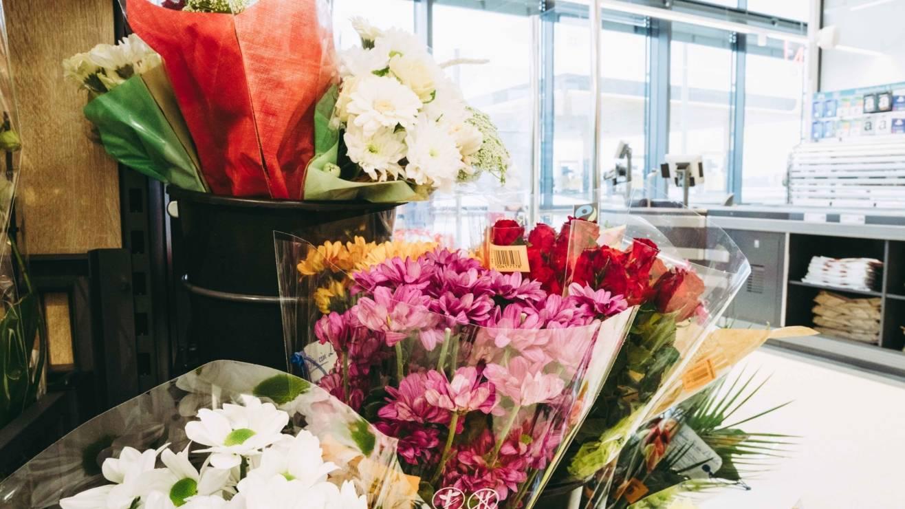 Filiale Blumen