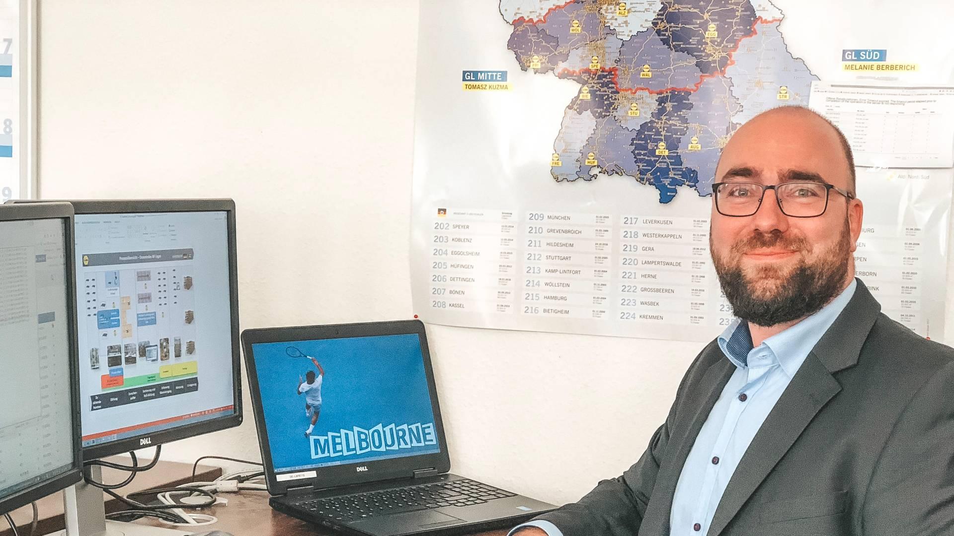 Testimonial Florian Einkauf