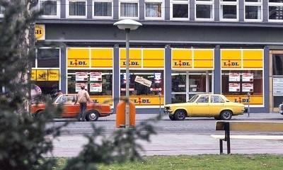 Lidl Geschichte 1973